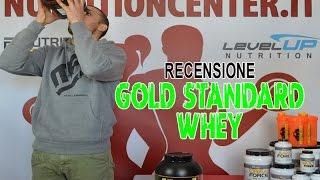 Gold Standard Whey Recensione
