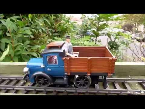LGB Railtruck 24680 quick look