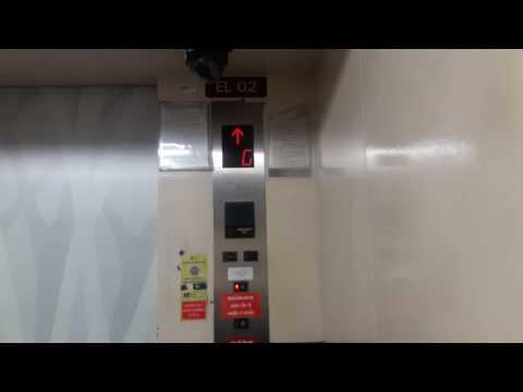 【222nd Video】Hitachi Computer Control Freight Elevator @ Paradise Park, Bangkok「Seri Market, Gate 3」