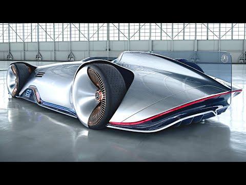 MERCEDES ELECTRIC RACE CAR | Mercedes-AMG Vision EQ Silver Arrow
