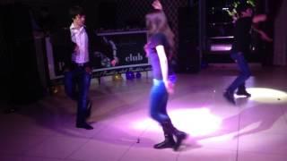 Чеченский танец