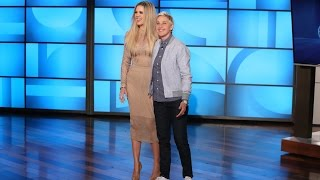 Ellen Keeps Up with the Best Kardashian Moments