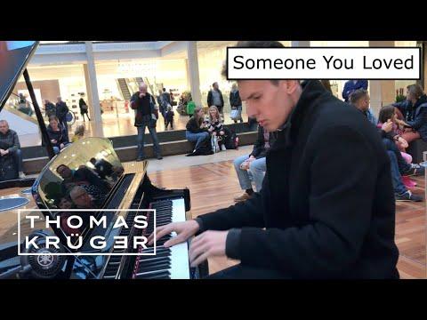 """THOMAS KRÜGER – """"SOMEONE YOU LOVED"""" (Lewis Capaldi) PIANO VERSION"""