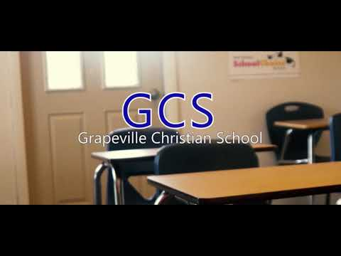Grapeville Christian School Promo Video