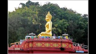 Cruise from Thailand to Laos.The Golden Triangle .  The Mekong River 001