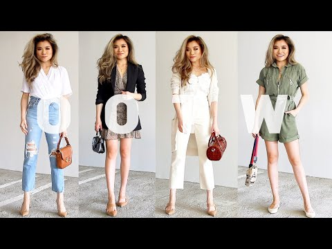 SUMMER to FALL Outfits of the Week Lookbook   Summer to Fall Transitional Outfit Ideas   Miss Louie