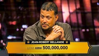 Poker Player LOSES HIS MIND & $650,000!!!