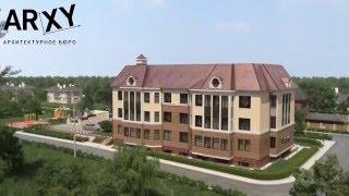 видео Проекты трехэтажных домов. Купить проект дома в 3 этажа от Альфаплан