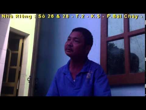 Thay Truong Mau Dien chữa Ung thư phổi cho anh Lai - Thái Bình