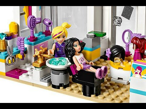 Lego Friends Youtube