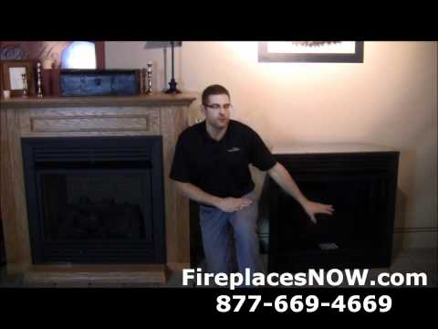Vent-Free Fireplace System vs Vent-Free FireBox