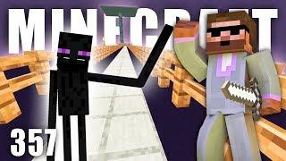 OCHRANNÝ PLOT V ENDU | Minecraft Let's Play #357
