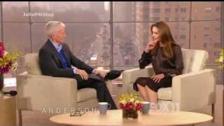 Angie on Anderson Cooper full video 1/7