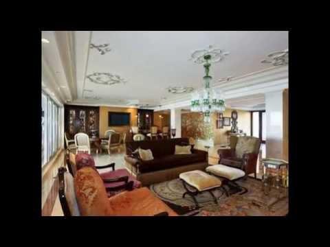 Bedroom Luxury Oceanfront Penthouse On Fisher Island- $19,750,000