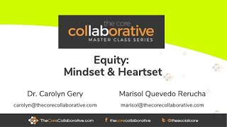 Equity: Mindset and Heartset