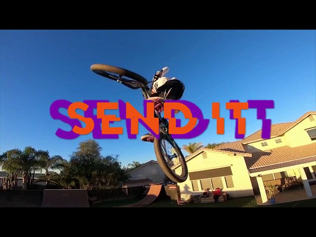 Steve Aoki & Will Sparks -  Send It [Official Music Video]