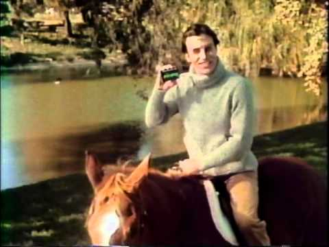 """Irish Spring soap """"Clean as a Whistle"""" commercial 1980"""