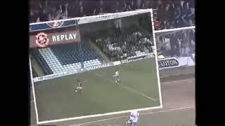 Luton Town 2-2 Barnsley 27/2/93