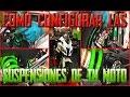Como Regular las Suspensiones de tu Moto & Por Qué + Conceptos Básicos (Ejemplo en ZX10R 2017)