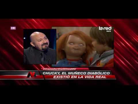 La historia que no conocías del verdadero Chucky