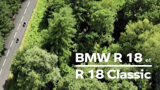 Les BMW R18 et R 18 Classic en escapade sur les superbes routes du Limousin !