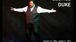 George Duke -  Transition-1 Change &  Life and Times