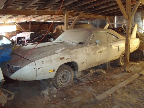 Amazing Edsel Barn Find Rare Cars Parked And Left 195
