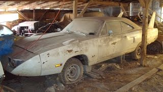 Epic Barn Find in Midwest, Superbird, Talladega, Charger 500 and MORE.