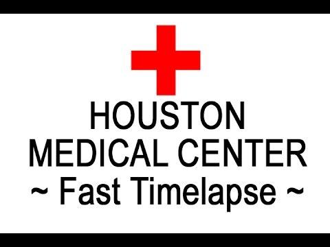 HOUSTON MEDICAL CENTER ultra-fast timelapse