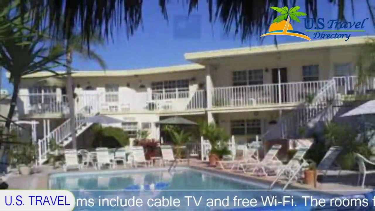 Sands Point Motel Clearwater Beach Hotels Florida