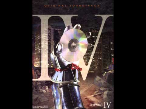 Shin Megami Tensei IV OST - Aboveground Urban Area A -