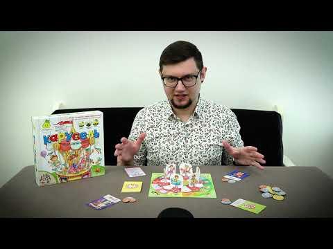 КАРУСЕЛЬ. Бизнес-игра для малышей - видео обзор настольной игры / ЯиГрушка