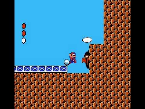 Super Mario Bros 2 Birdo Boss Battle Youtube
