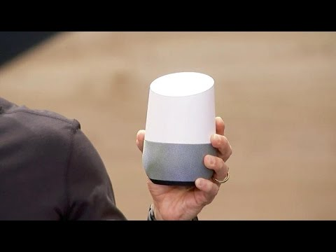 Look out, Alexa, here comes Google Home