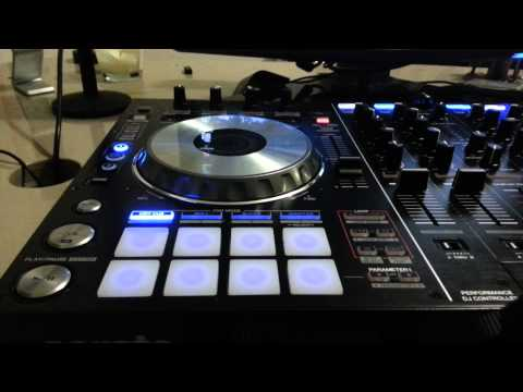 How to activate the LED Pioneer DDJ-SX with Traktor Pro 2.6.1!