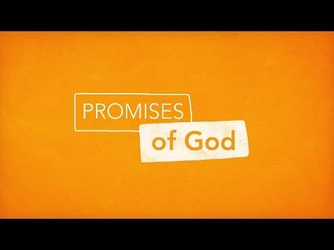 Promises of God Week Five Drew Jackson