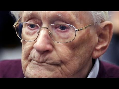 Former Auschwitz Guard Guilty Of 300,000 Counts Of Accessory To Murder