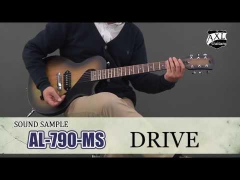 AXL GUITARS  / エレキギター AL-790-MS
