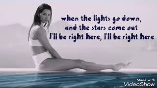 Kungs,stargate -be right here ft GOLDN (lyrics video)