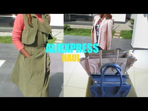 ALIEXPRESS HAUL,shoes, bags, jewelry and aliexpress review+is aliexpress safe? part 4