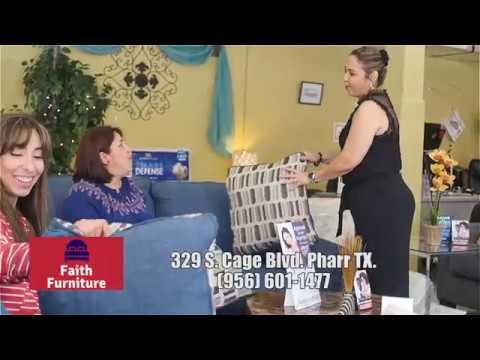 Faith Furniture En El Centro Historico De Pharr Texas