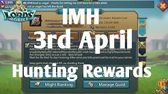 MH best Hunting guild in lords mobile for F2p |Lords Mobile