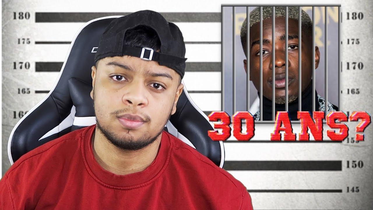 mhd en prison pourquoi