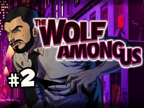 INTERROGATION - The Wolf Among Us Episode SMOKE
