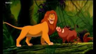 "Хакуна матата - Тимон и Пумба м\ф ""Король лев"""