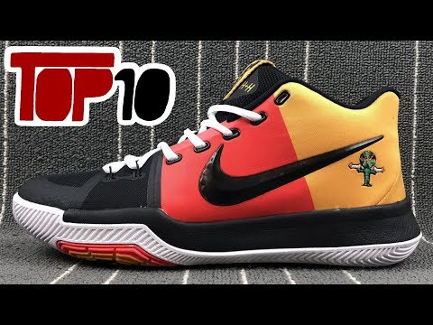 Top 10 Most Expensive Nike Basketball Shoes In 2018