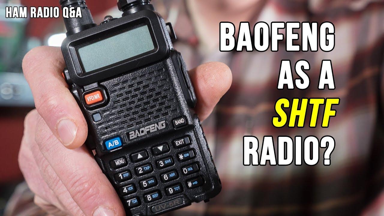 Download Is a Baofeng UV5R a Good SHTF Radio - Ham Radio Q&A