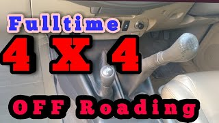 Toyota Fortuner Fulltime 4x4 System Explained In Detail | How To Do Off Roading on fortuner