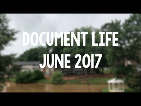 DOCUMENT LIFE - JUNE 2017