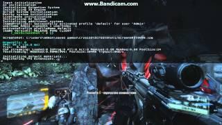 Crysis 3 Решение Проблемы!(Если у вас вылетает в 2 миссии и 6 смотрите видео! Открываем Консоль